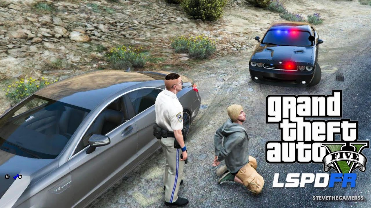 How to become a cop in gta 5 offline