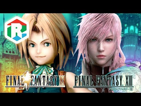 Two Sides Of Nostalgia | Final Fantasy IX Vs. XIII