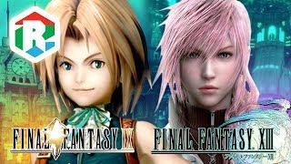 Two Sides of Nostalgia - Final Fantasy IX vs. XIII