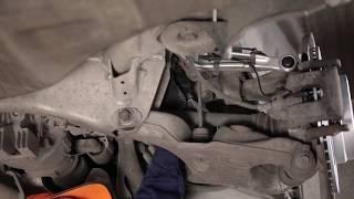 Cum se inlocuiesc bara de stabilizare din spate pe BMW 7 E65 TUTORIAL | AUTODOC