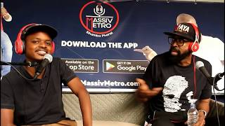 |Episode 18| DJ Sbu on being fired at Metro FM, Terry Pheto, Captured, and why he's a Billionaire