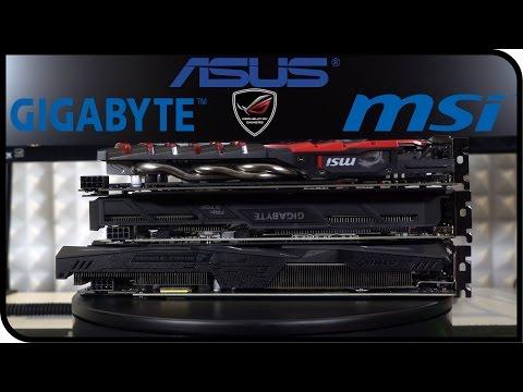 видео: Сравнение gtx 1060 от msi, asus и gigabyte - Дизайн, Охлаждение, Разгон
