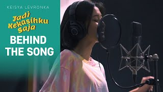 Download Mp3 Keisya Levronka - Jadi Kekasihku Saja  Bts Rekaman Single