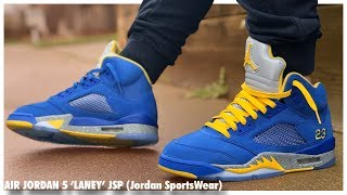 Air Jordan 5 'Laney' JSP