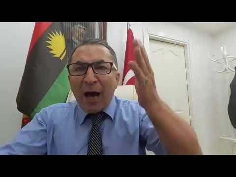 Turkish Diplomat, Abdulkadir Erkahraman Calls Buhari A 'crazy, idiot'