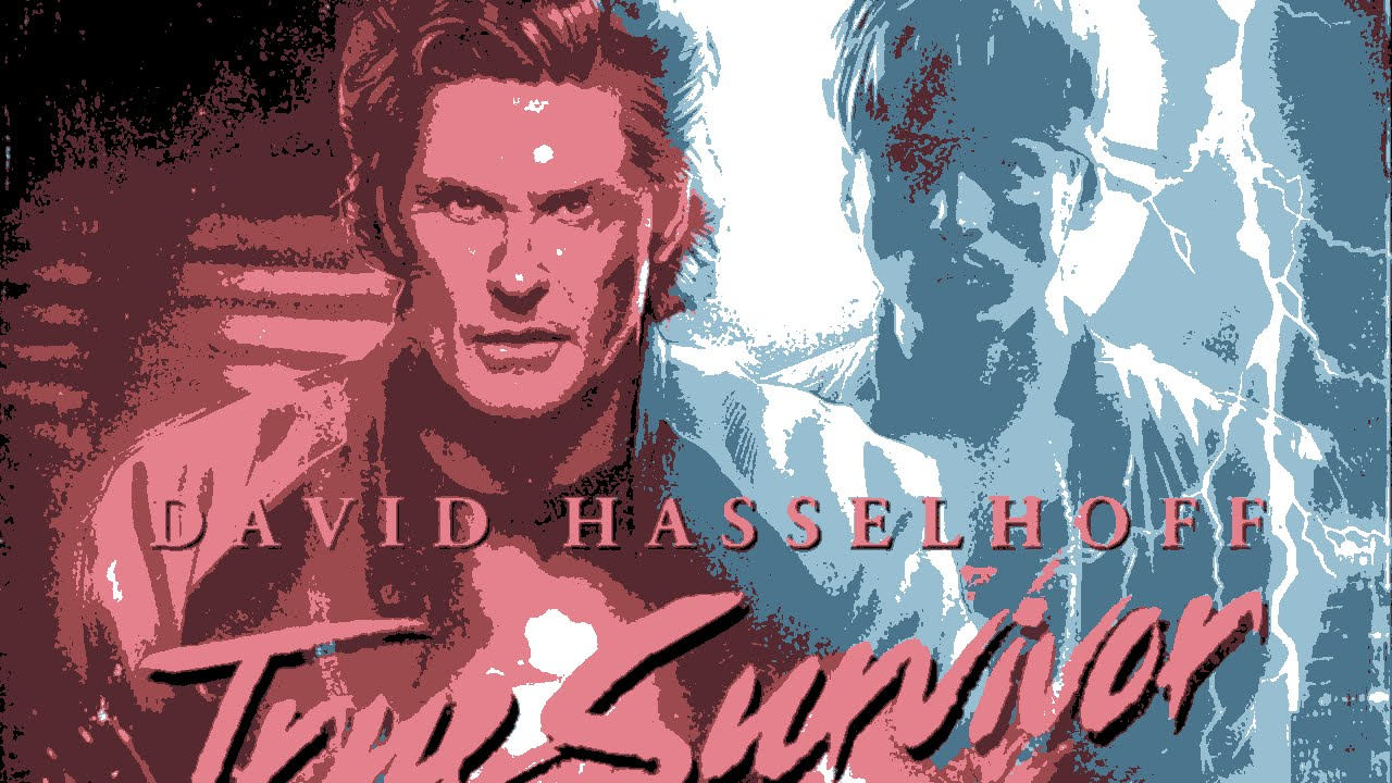 David Hasselhoff - True Survivor - Mega Drive/Genesis ...