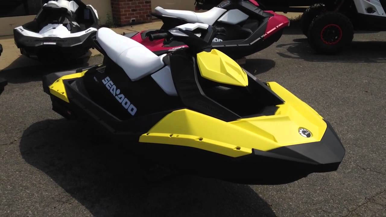 Seadoo Prices >> Seadoo Spark Yellow | www.pixshark.com - Images Galleries With A Bite!