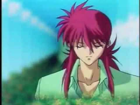 Kurama - Like Red on a Rose