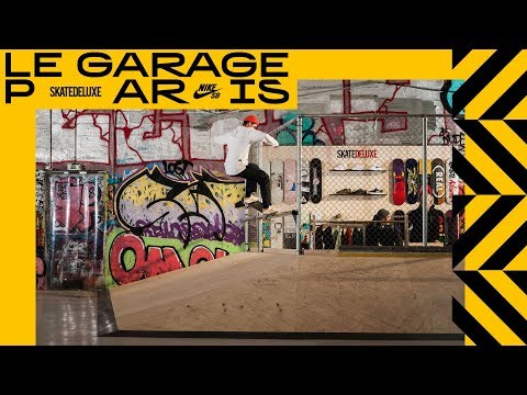 skatedeluxe Team | Le Garage