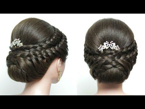 Wedding Updos Prom Hair Tutorial