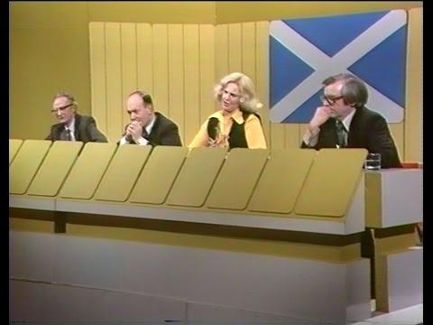 Scottish Devolution - Hugh MacDiarmid - Thames Television - 1977