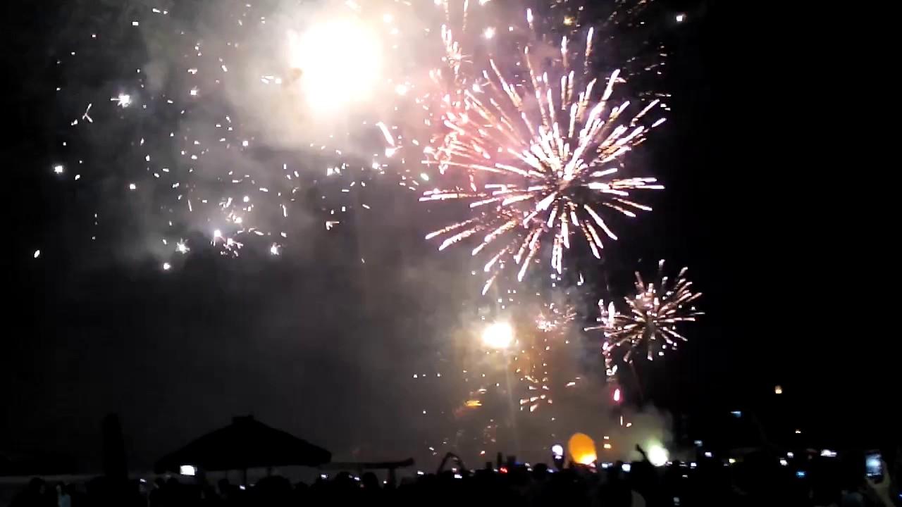 Новый год 2017 на Бали-Кута-Индонезия-MadWay-2017.01 - YouTube