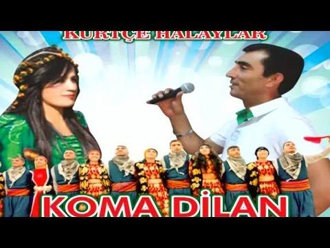 Koma Dilan Govenda Kurdi - Kürtçe Halaylar govend halay davet delilo