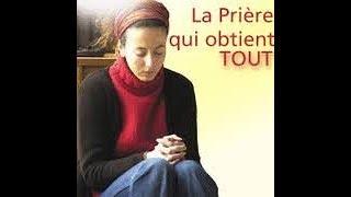 """""""La Prière qui obtient TOUT""""  Soeur Emmanuel Maillard Par EXULTET"""