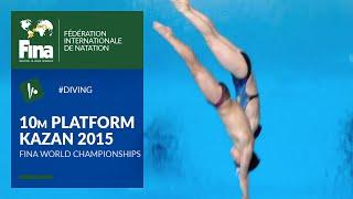 Mixed Diving Final Kazan 2015 - FULL REPLAY | 10m Synchro Platform | FINA World Championships