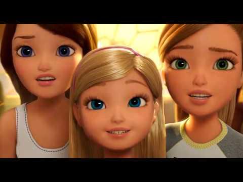 """Копия видео """"Барби и сёстры в поисках щенков"""""""