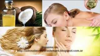 por que es el aceite de coco bueno para el acne