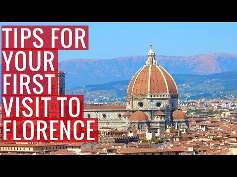 10 Important Things to Know Before Visiting Florence