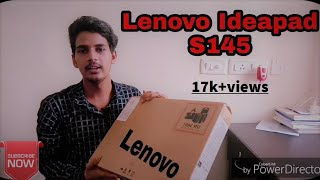 Lenovo Ideapad s145 || Unboxing and review || Core i5 8th gen || Rs 43000
