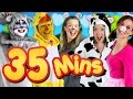 Old Macdonald Had A Farm & More! 35mins Kids Songs Collection Compilation | Bounce Patrol video