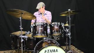 Tama Starclassic Maple 5- Piece Drum Set
