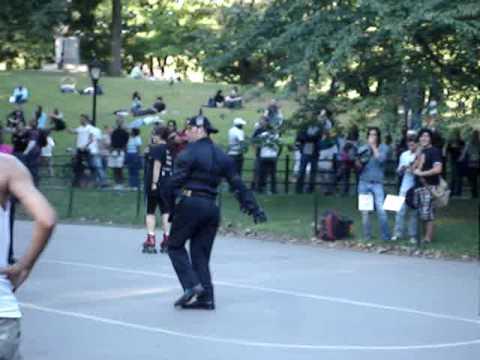 Roller Skating Dance #3