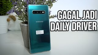 Samsung Galaxy S10+ Review by Ridwan Hanif