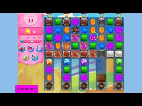 Candy Crush Saga Level 3213 17 moves NO BOOSTERS Cookie