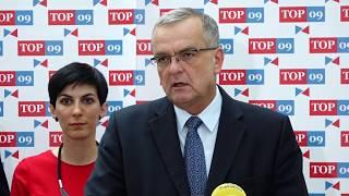 Kalousek: Vládní koalice porušila zákon o jednacím řádu