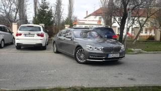 Download Video BMW 750 Li xDrive: Autonómne parkovanie MP3 3GP MP4