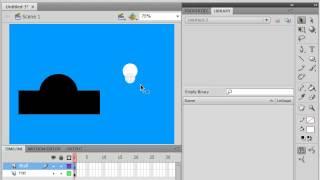 Adobe Flash CS4: Drawing a Pirate Hat
