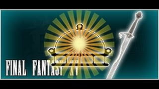 Final Fantasy XV Royal Arms Sword of the Wise Action Location