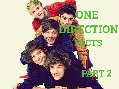One Direction Facts You Really Need To Know #Part 2