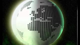 Affter effects Mapa mundi