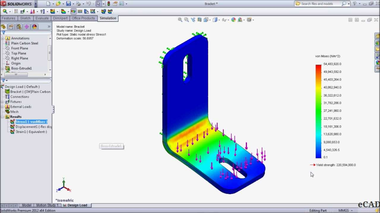 2016 SOLIDWORKS Help - Creating a Design Study