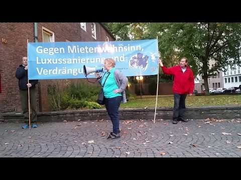 MieterInnenprotest Gegen Katholische Kirche In Berlin Und Köln
