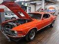 1970 Mustang Mach 1 Sportsroof