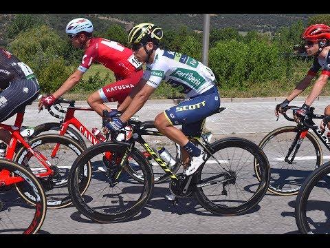 2017 La Vuelta - Stage 4