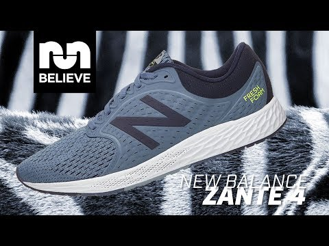 New Balance Zante 4 Performance Video Review