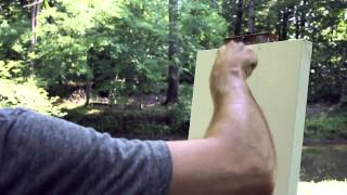 Painting a Plein Air Landscape (part 1) — The Art League School