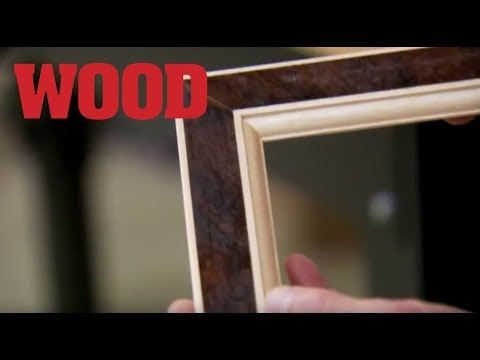 How To Make Picture Frame Moldings WWW17 - WOOD Magazine