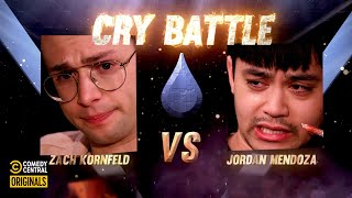 Try Guy Zach Kornfeld Gives Competitive Crying a Shot - Cry Battle