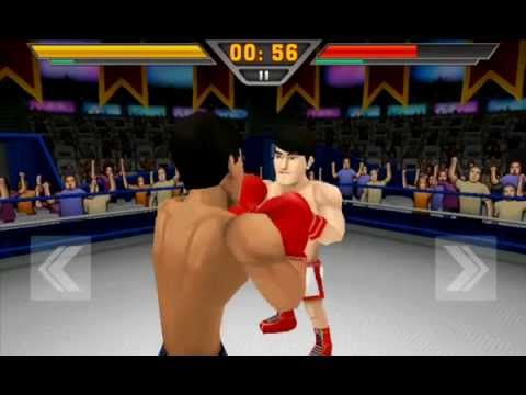 Бокс Для Андроид- Boxing 3D Pro-Игры для Андроид