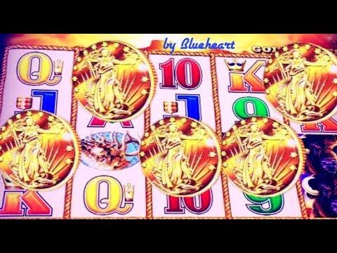 ★CURSE OR MAGIC?★ BUFFALO GOLD 5 COIN BONUS!  Wonder 4 Buffalo WINS and MORE!