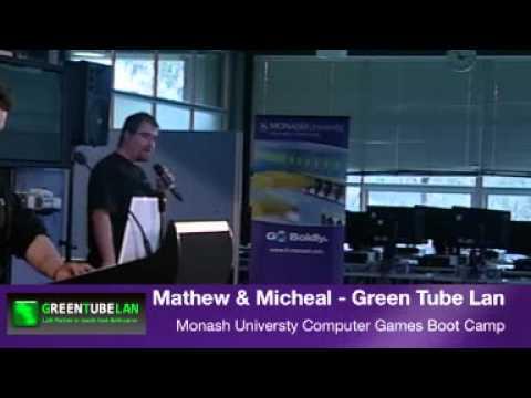 Green Tube Lan Presentation: Part 1 - CGBC 2010