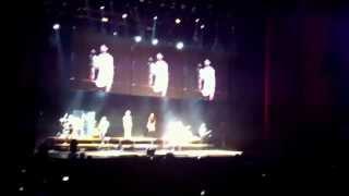 Sasha, Benny y Erik - Auditorio Nacional  - 05.09.2013 - Tonto corazón
