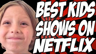 Video Best Kids Shows on Netflix download MP3, 3GP, MP4, WEBM, AVI, FLV Oktober 2017