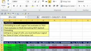 excel magic trick 787 conditional formatting basic to advanced 30 examples