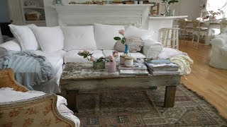 Shabby Chic Living Room Furniture & Interior Designs Ideas