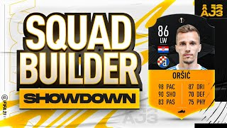 Fifa 21 Squad Builder Showdown!!! UEL MOTM ORSIC!!!